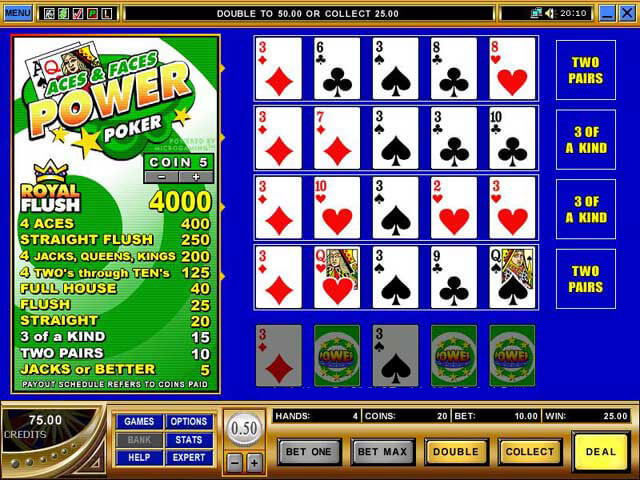 casino online poker power star