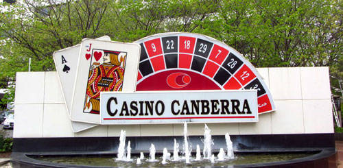 Casino Canberra – Australia | Casino.com Australia