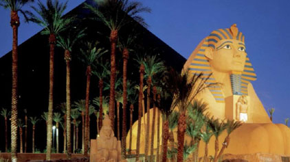 The Luxor Hotel & Casino