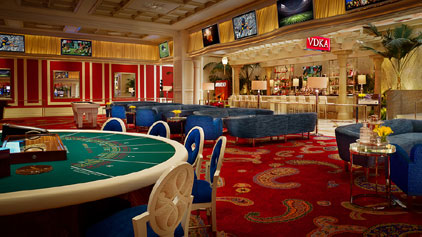 The Wynn - table games