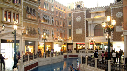 Venetian Casino Resort Macao