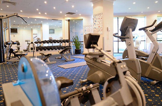 Mercure Hotel Fitness Center