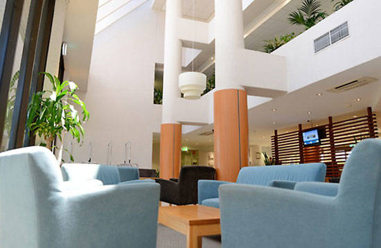 Mercure Hotel Interior