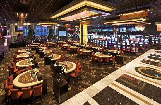 Star Casino Interior