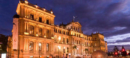 The Treasury Casino