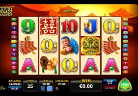 Double Happiness slotspil - spil Aristocrat slots online