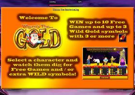 golden online casino sizzling game