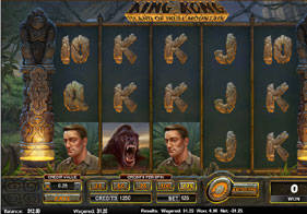 King Kong: Island of Skull Mountain
