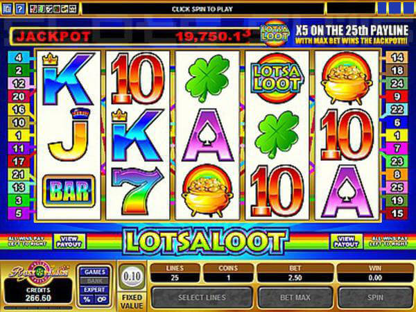 Play Plenty O'Fortune Online Pokies at Casino.com Australia