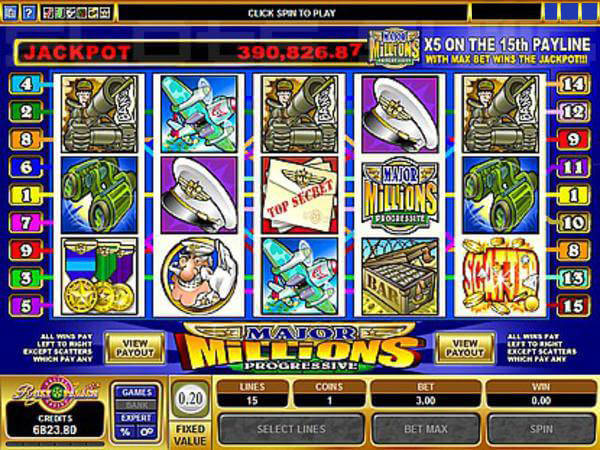 Play the Firemen Pokies at Casino.com Australia