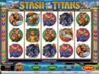 Stash of the Titans Pokie