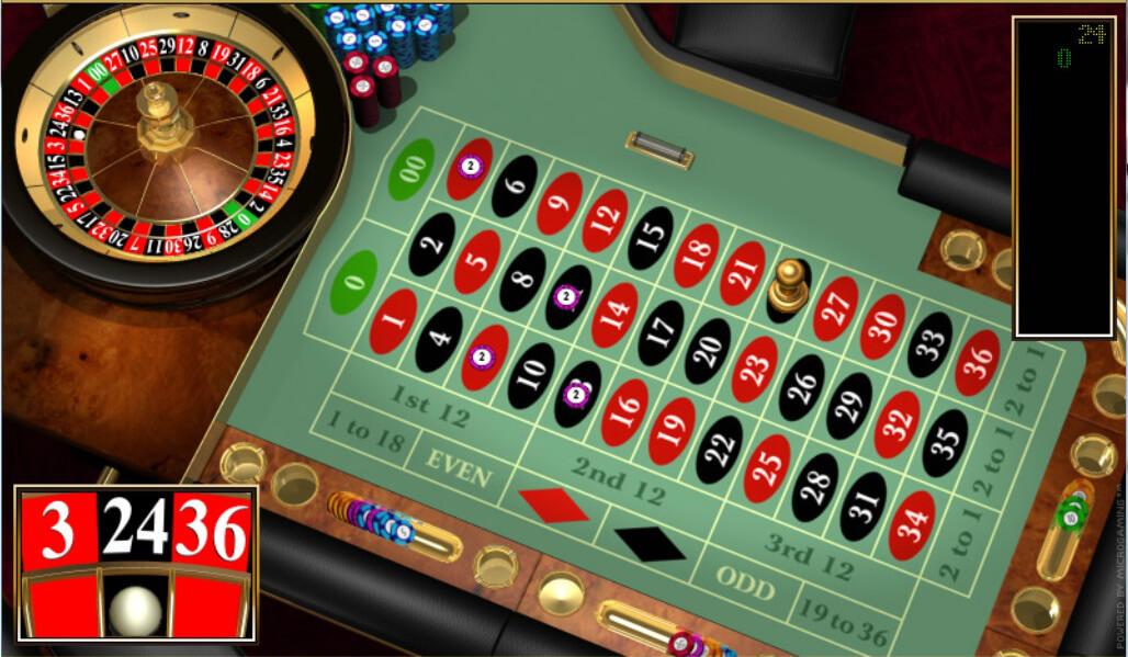 online casino roulette doubling