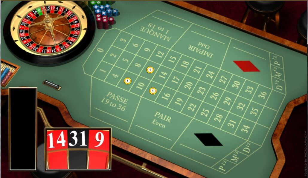 Play French Roulette Online at Casino.com NZ
