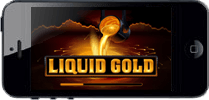 Jackpot City  Liquid Gold