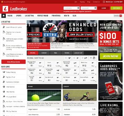 Ladbrokes Casino Free Bet