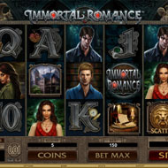 Lucky 247 Immortal Romance