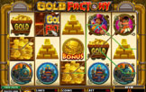 Spin Palace Casino Gold Factory