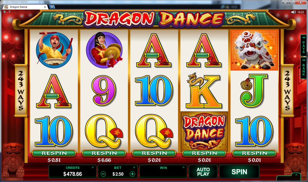 spin palace flash casino games